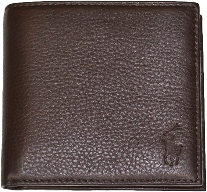Ralph Lauren - Polo Billfold - Monedero - Brown: Amazon.es: Equipaje