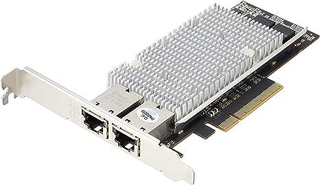 Amazon.com: startech.com 2 puertos PCI Express 10 GBase-T ...