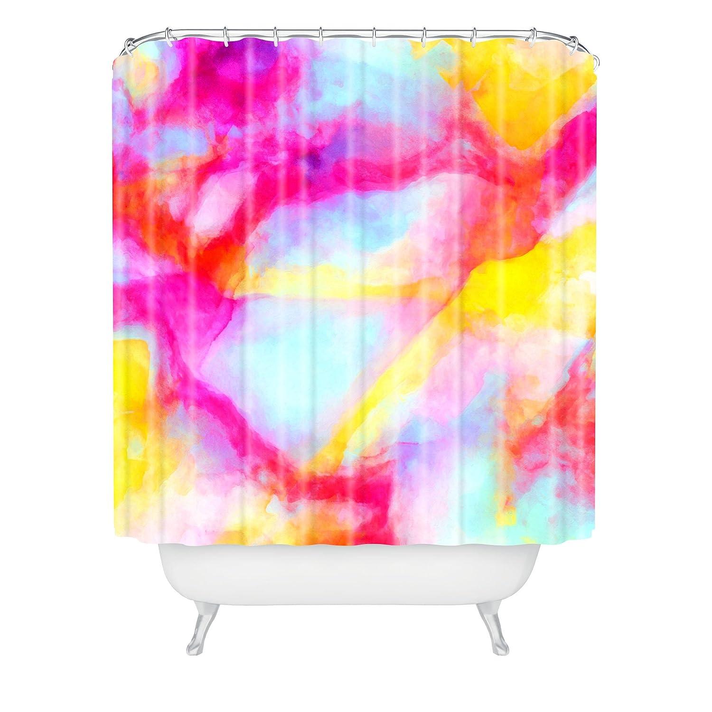 Deny Designs Jacqueline Maldonado Drift 2 Shower Curtain, 69\' x 90\' 69 x 90 57386-shocul