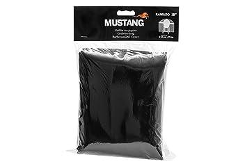 Mustang kamado grillabdeckung 18 pulgadas, diámetro 63 x 79 cm | Campana Barbacoa |