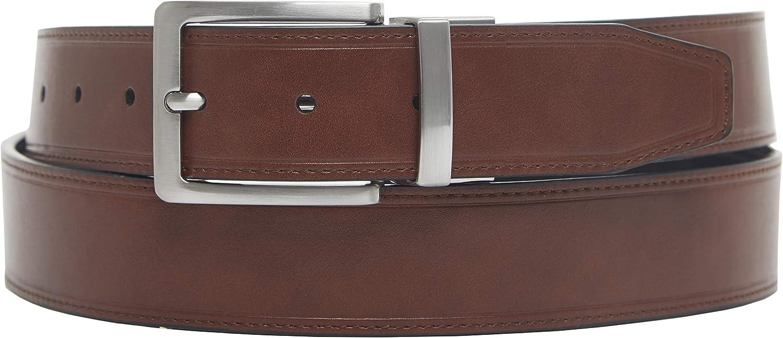 Essentials Mens Dress Reversible Belt