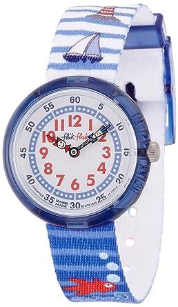 Armbanduhr kinder flik flak  Flik Flak Unisex Kinder-Armbanduhr FBNP020: Amazon.de: Uhren