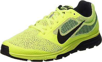 Nike Air Zoom Fly 2, Zapatillas de Running para Hombre, Verde/Negro (Volt/Black-Green Strike), 44.5 EU: Amazon.es: Zapatos y complementos