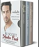 RJ Scott Starter Pack: Three Book Gay Romance Box Set