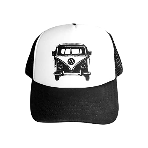 b38429a44e4e6 Image Unavailable. Image not available for. Color  Baby Toddler VW Bus trucker  hat.