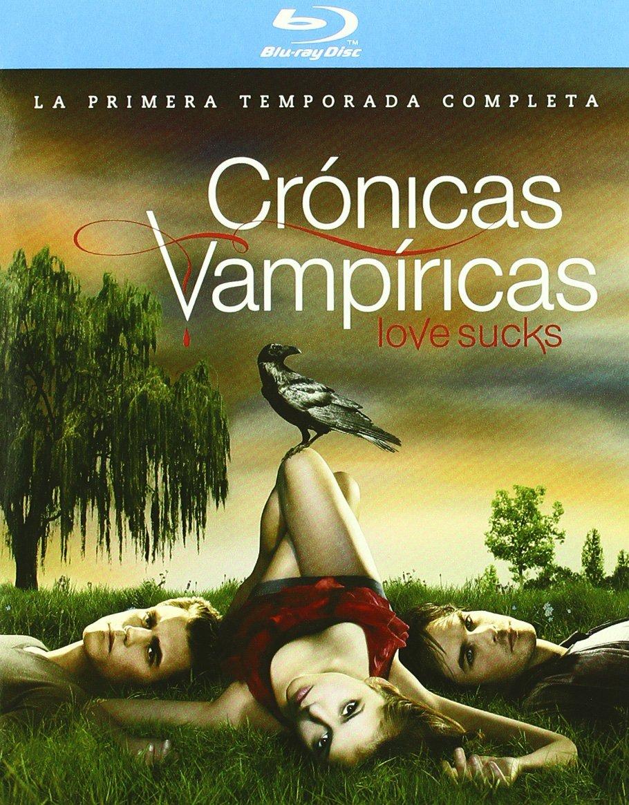 Crónicas Vampíricas - Temporada 1 [Blu-ray]: Amazon.es: Nina ...