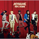 FIVE STARS 【初回限定盤】