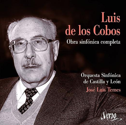 De Los Cobos: Obra Sinfonica Completa ; Orq. Sinf. De Castilla Y Leon - Temes: Orquesta Sinfonica De Castilla Y Leon, Cobos: Amazon.es: Música