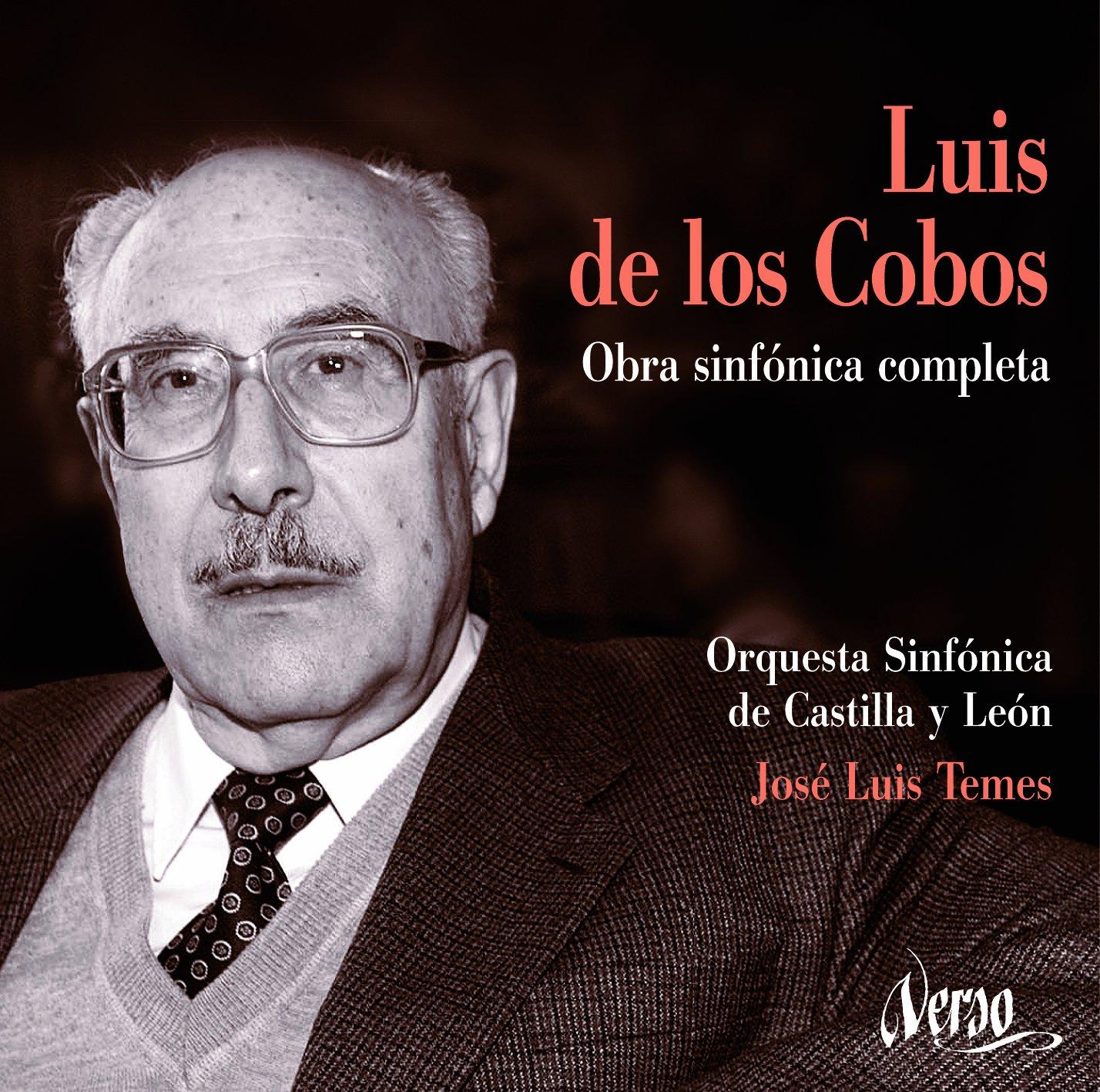 De los Cobos: Complete Orchestral Works