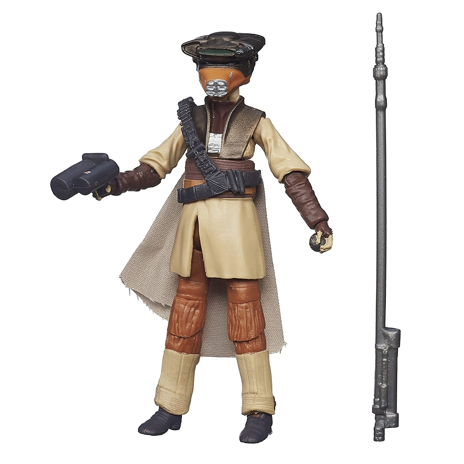 The Black Series 3.75 Inches Star Wars Princess Leia Organa #17 Action Figure Boushh