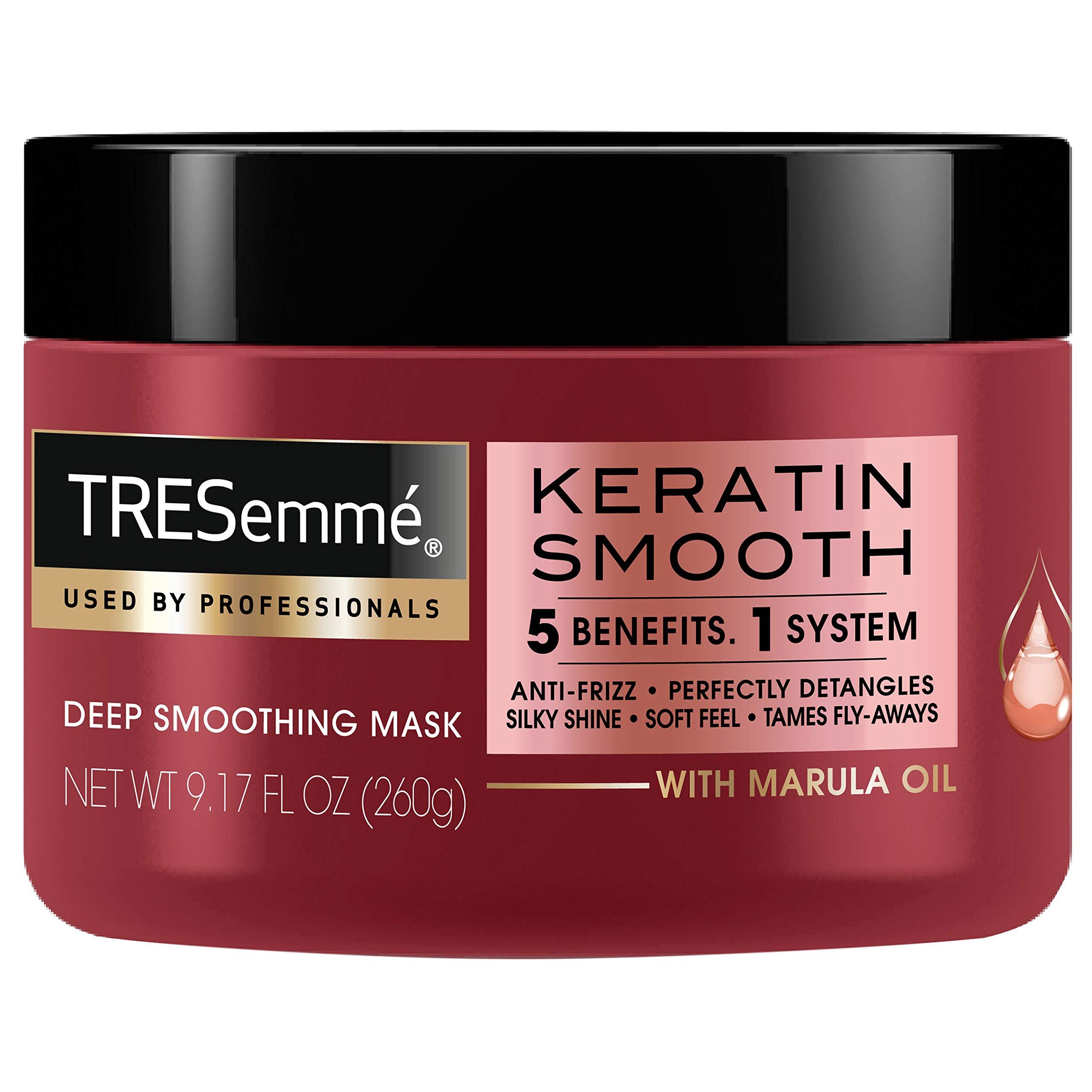 TRESemmé Expert Selection Hair Mask, Keratin Smooth, 9 oz