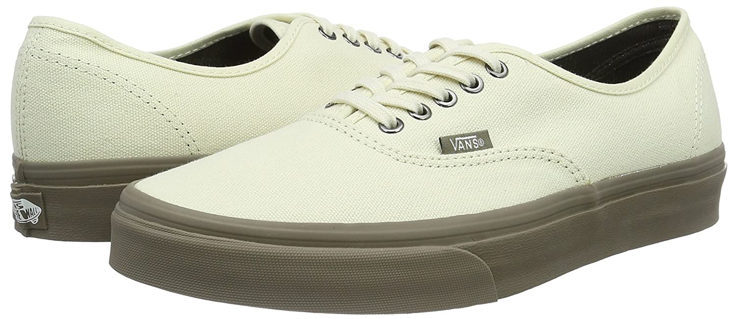 Vans Authentic B01I22D1M6 B01I22D1M6 Authentic 12 D(M) US|Cream/Walnut 60c53c