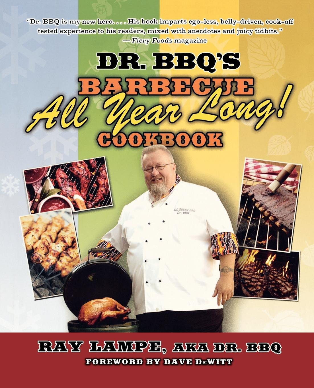 """Download Dr. BBQ's """"Barbecue All Year Long!"""" Cookbook ebook"""