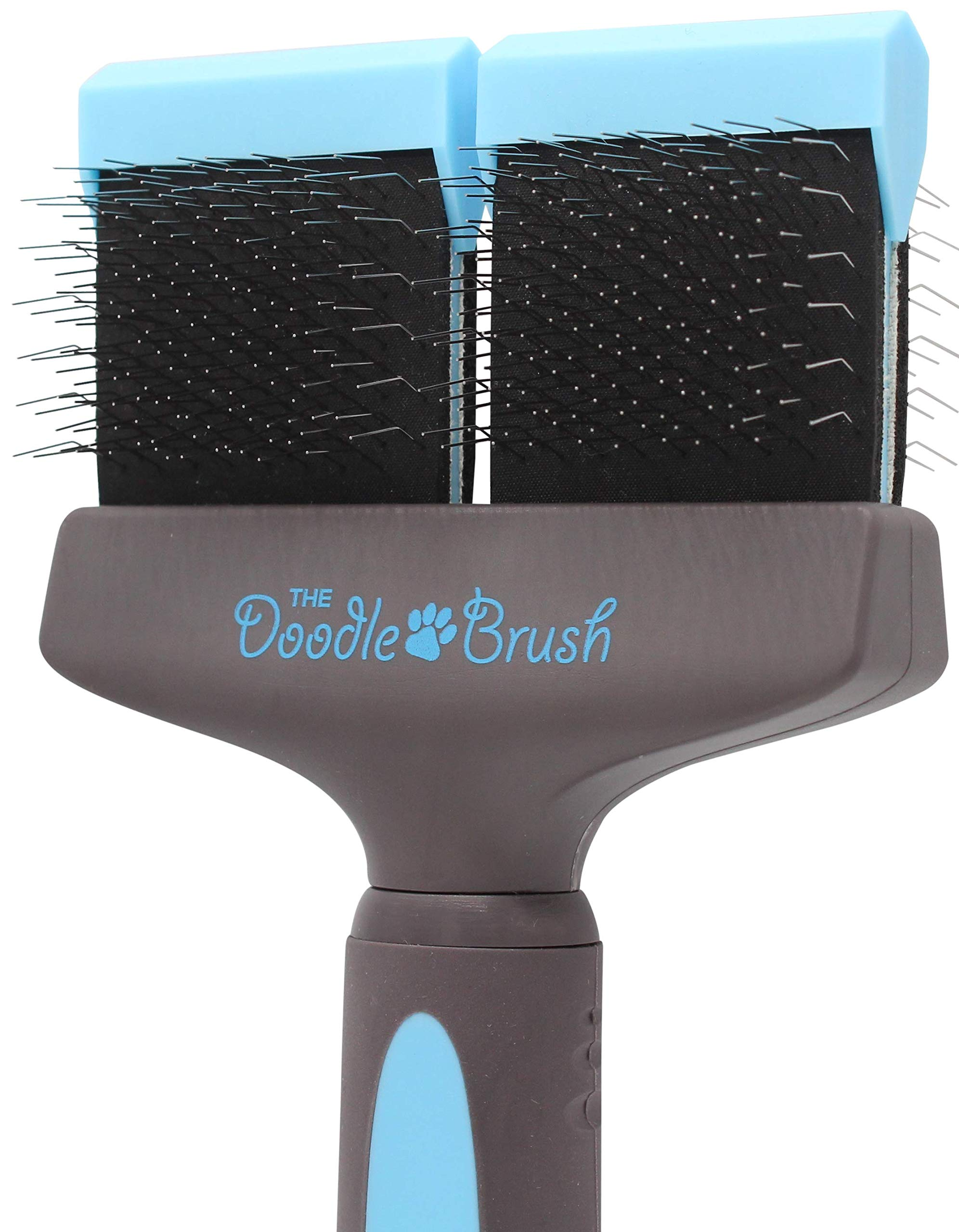 The Doodle Brush - The Ultimate Brush for Labradoodles & Other Poodle-Crosses by The Doodle Brush
