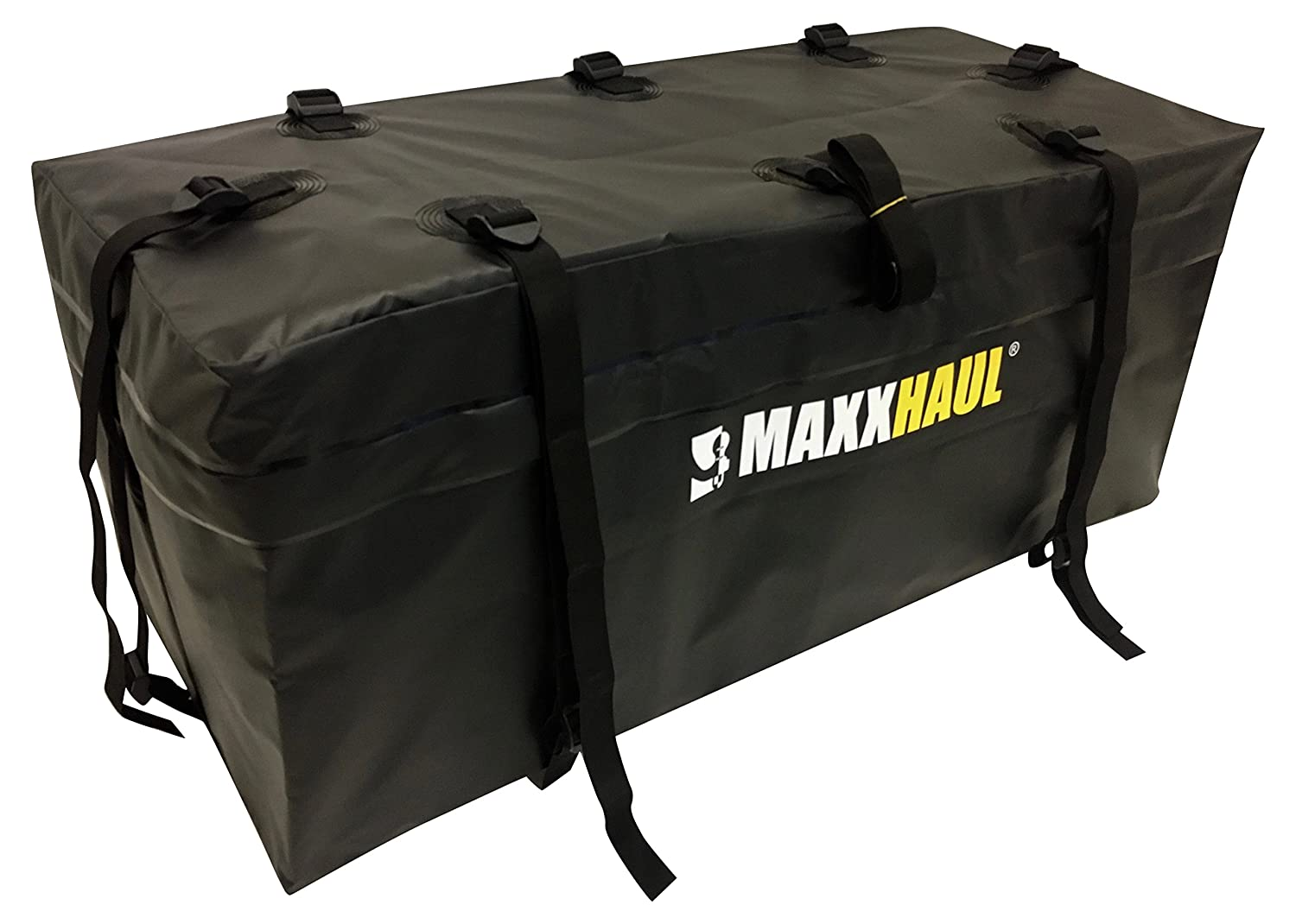 MaxxHaul 70209 Hitch Mount Waterproof/Rainproof Cargo Carrier Bag (47' X 20' X 20')