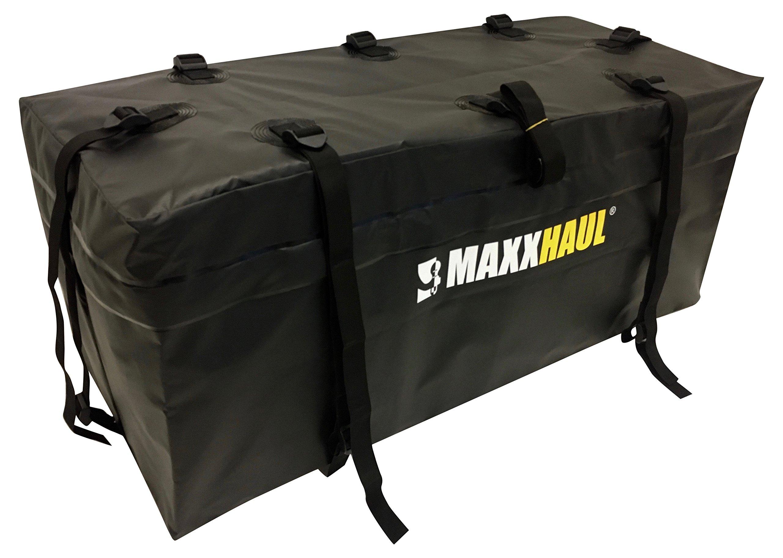 MaxxHaul 70209 Hitch Mount Waterproof/Rainproof Cargo Carrier Bag 47'' x 20'' x 20'' by MaxxHaul