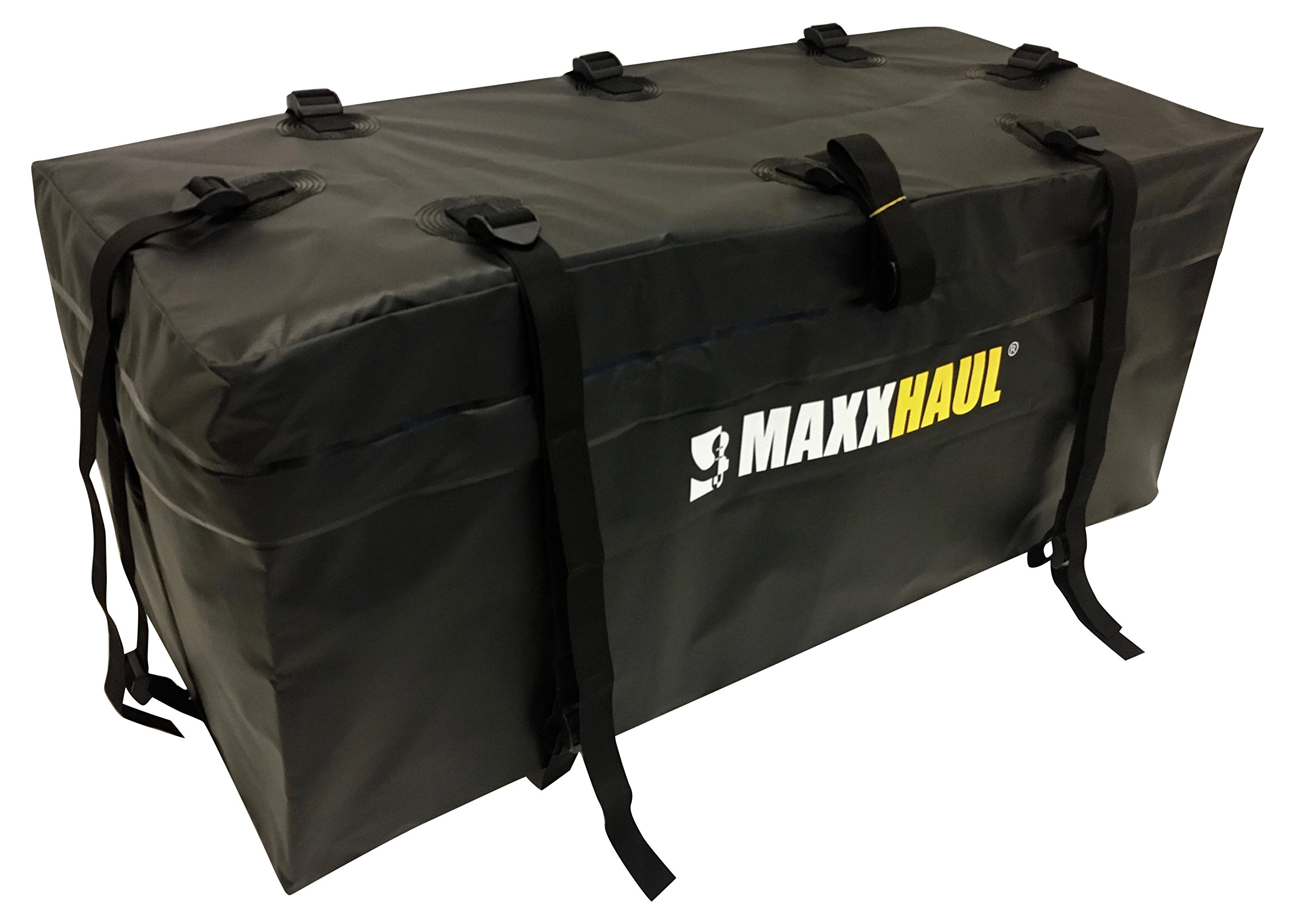 MaxxHaul 70209 Hitch Mount Waterproof/Rainproof Cargo Carrier Bag (47'' x 20'' x 20'')