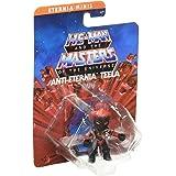 Masters of the Universe Anti-Eternia Teela Mini Figuras para niños de 4 años en adelante