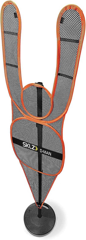 SKLZ D-Man Football Basketball Portable Defensive Mannequin For Solo and Team Se