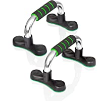 Mazzello Push Up Handles | Home Gym Push Up Bars | Lightweight Equipment for Home Floor Workout | Strenght Training with…