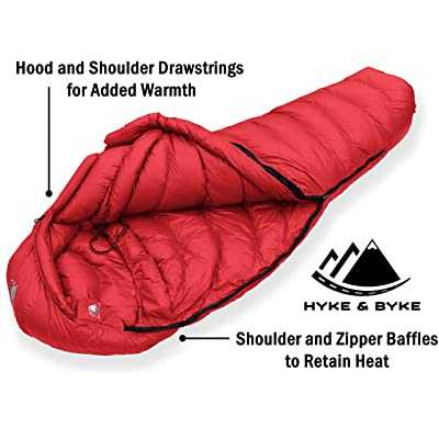 Hyke & Byke Quandary Sleeping Bag