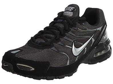 Nike Mens Air Max Torch 4 Running Shoe #343846 002, AnthraciteMetallic Silver black,
