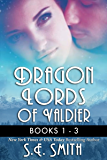 Dragon Lords of Valdier Books 1-3: Science Fiction Romance (Dragon Lords of Valdier Boxset Book 1)