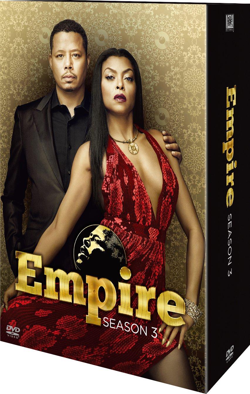 Empire/エンパイア 成功の代償 シーズン3 DVDコレクターズBOX B074PR7HHF