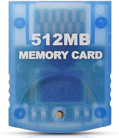 Amazon.com: Voyee Gamecube - Tarjeta de memoria para ...