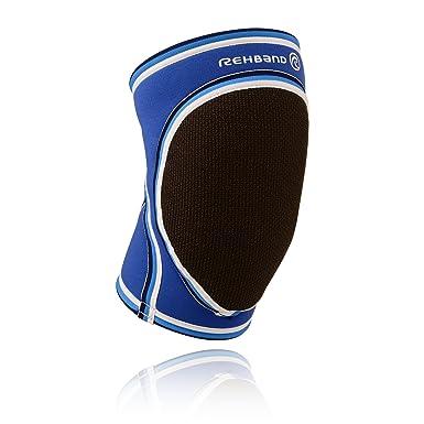 Rehband - Rodillera de Balonmano para Hombre Azul Azul Talla:XX ...