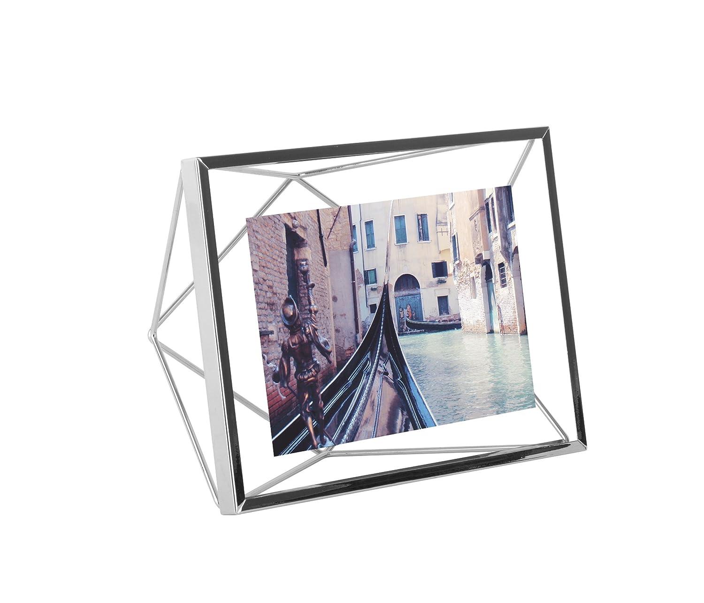 Amazon.com - Umbra Prisma Picture Frame, 4 by 6-Inch, Chrome -