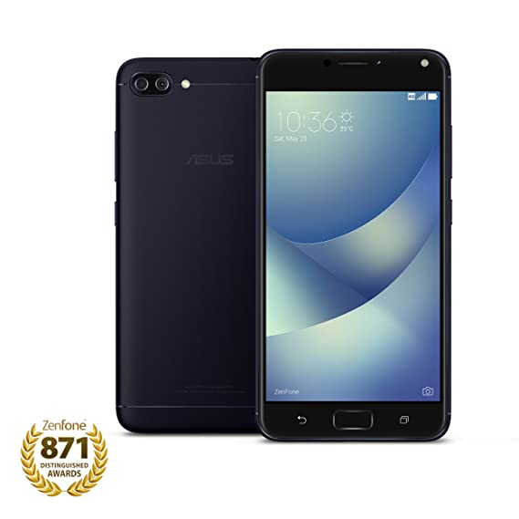 9085c27310 Amazon.com  ASUS ZenFone 4 Max 5.2-inch HD 2GB RAM