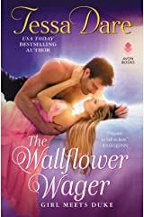 The Wallflower Wager: Girl Meets Duke Kindle Edition