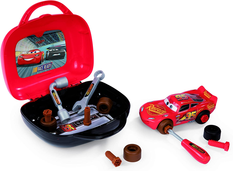 Smoby Cars 3 DIY Estuche de Juego - Juegos de rol (DIY, Estuche de Juego, 3 año(s), 8 año(s), Child, Niño/niña): Amazon.es: Juguetes y juegos