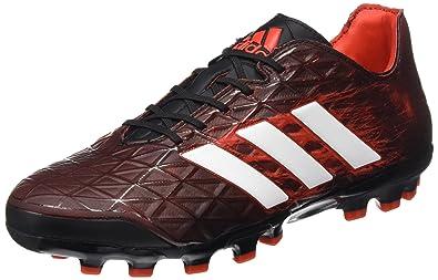 adidas Kakari Light AG – Chaussures de Rugby pour Homme, Noir – (Negbas/