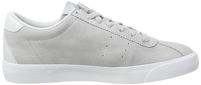 big sale 2f72c c6de7 Nike Men s Match Classic Suede Low-Top Sneakers, Grey (Armory Navy-Blue  Jay), 6 UK  Amazon.co.uk  Shoes   Bags