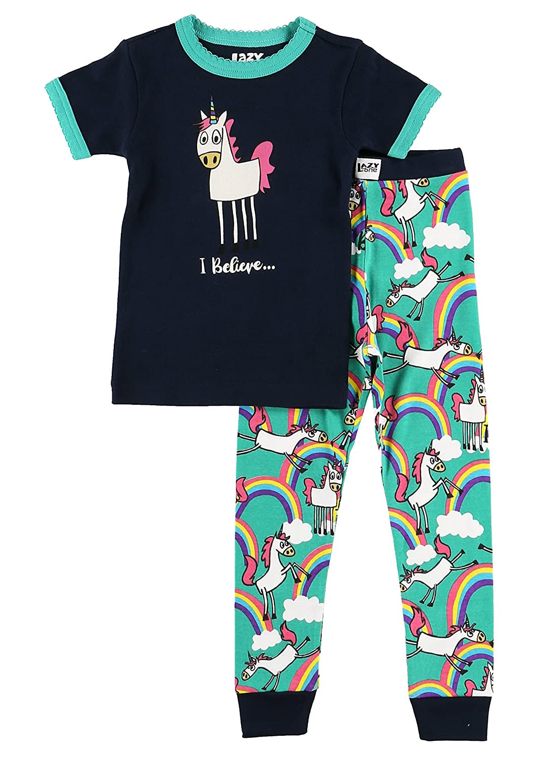 Short Sleeve Pajamas by LazyOne Fun Soft Animal Pajamas