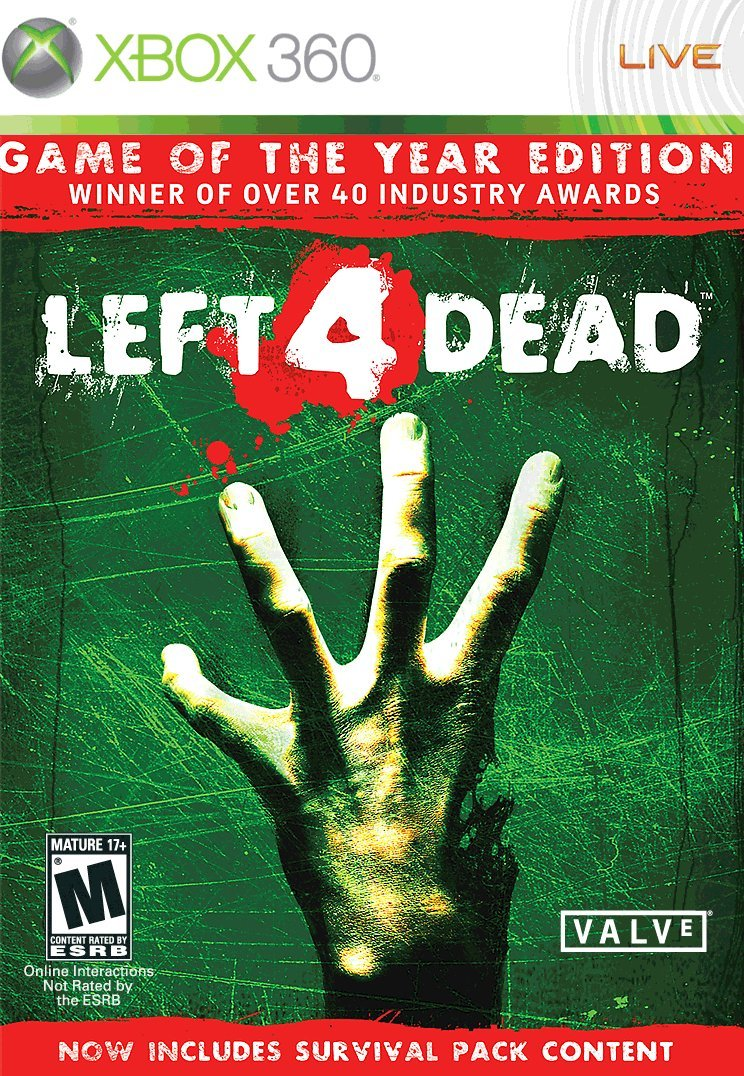 Left 4 Dead (輸入版): Amazon.es: Videojuegos