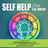 Self Help Bible: 2-in-1 Box Set: A Sacred Enneagram Journey, The Cognitive Behavioral Therapy Magic