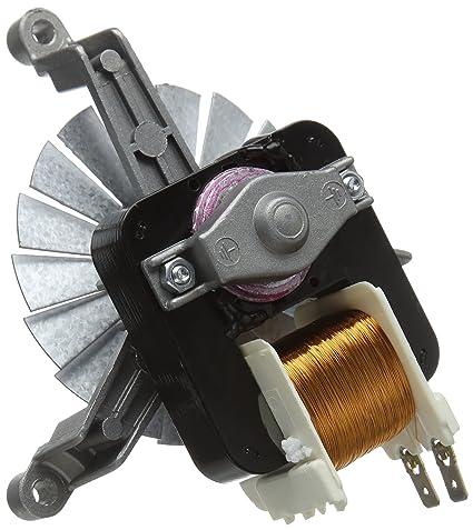 Genuine WHIRLPOOL horno Motor de ventilador horno 481236118466 ...