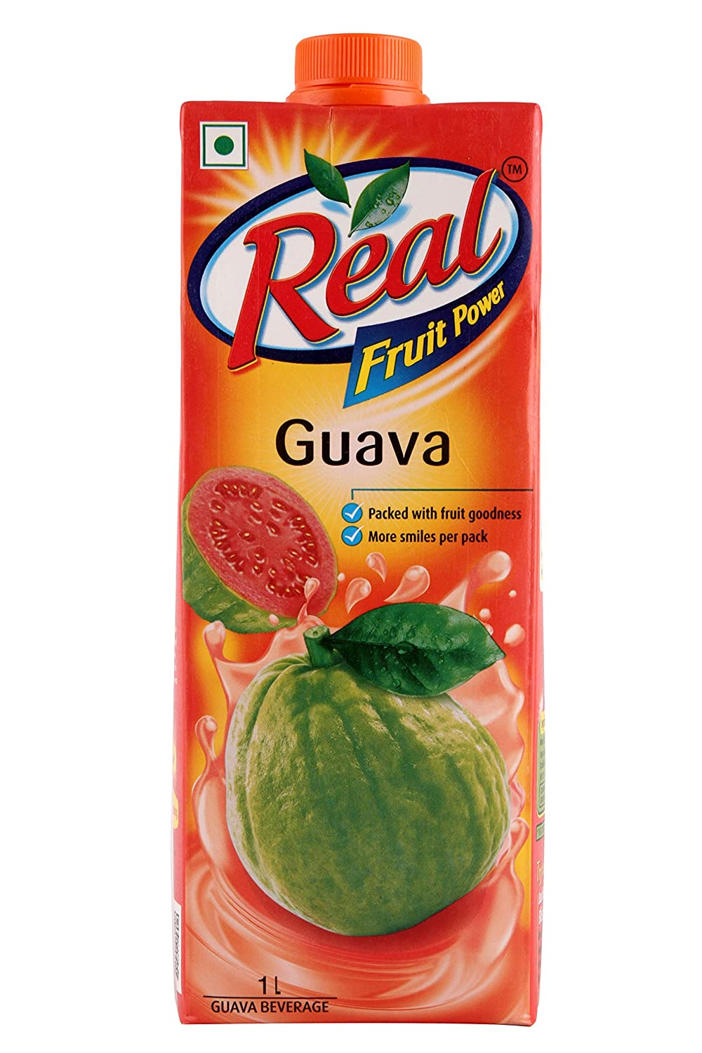 Real Fruit Power Guava, 1L