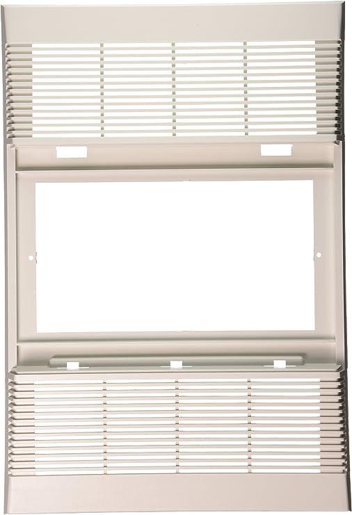 nutone s89339000 bathroom fan cover white