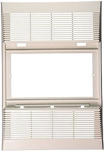 NuTone S89339000 Bathroom Fan Cover, White