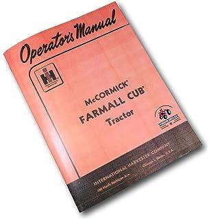 IH Farmall C60 Cub Cub 154 185 Cub LoBoy Oil Pan Gasket NAME BRAND 251369R1