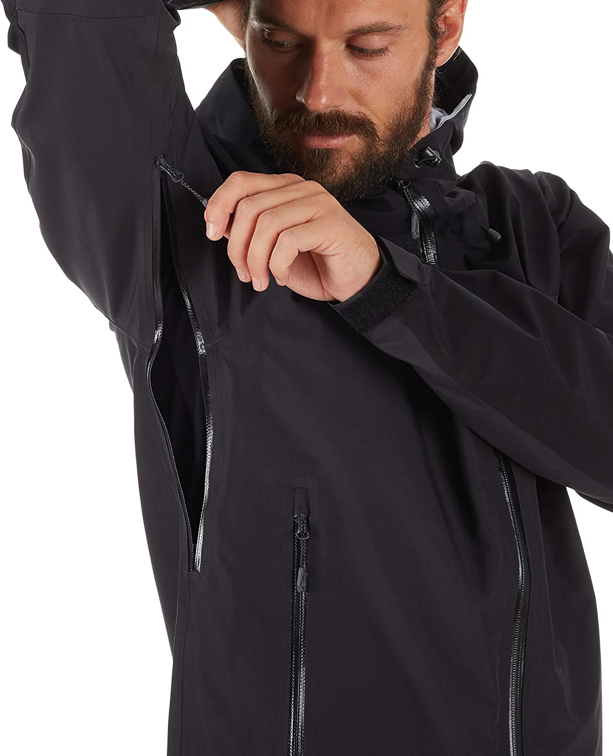Mammut Crater HS Hooded Anorak Hombre