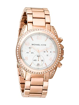 8f9de4be55f0 MICHAEL KORS[マイケルコース] MK5522 Blair Rose Gold/White Mother of Pearl ブレア
