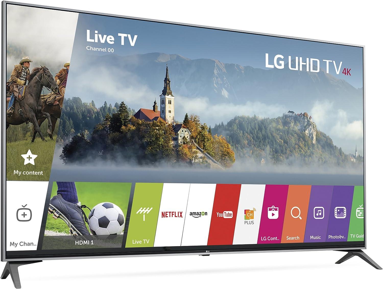 LG Electronics 4K Ultra HD Smart LED TV 3 vídeo Juego: Amazon.es: Electrónica