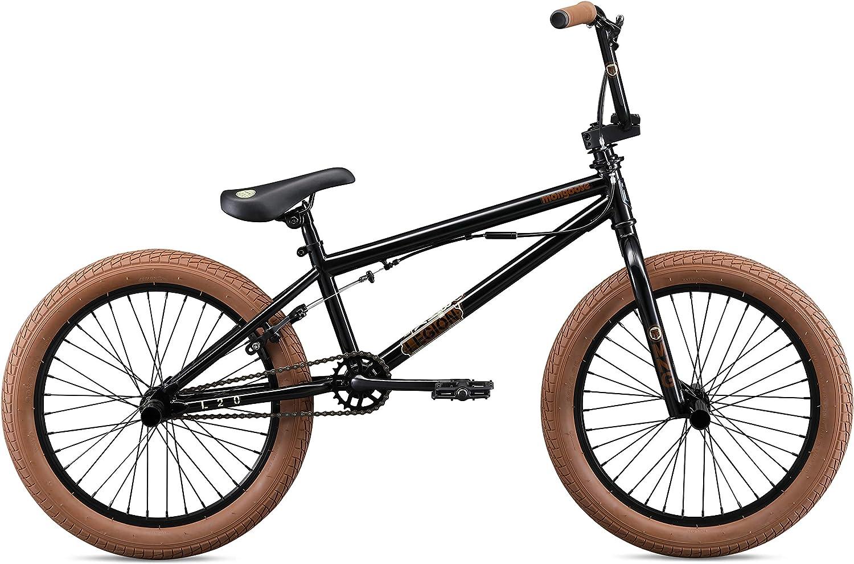 boys black bmx bike
