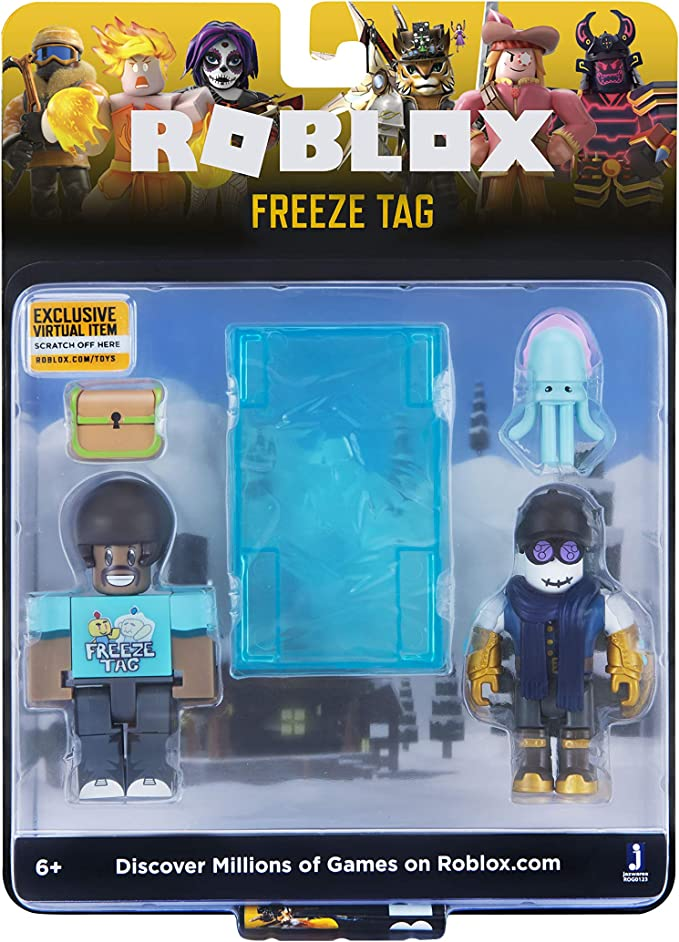 Amazon.com: Roblox Celebrity Collection - Juego de etiquetas ...