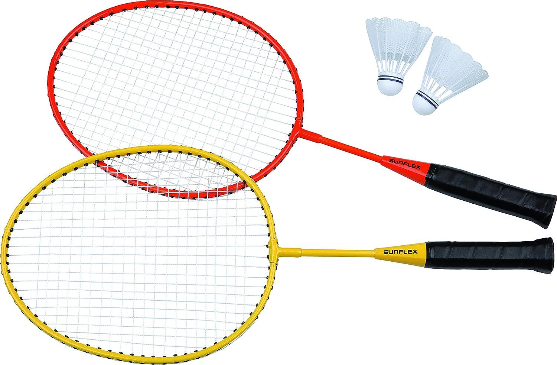 Sunflex Kid's Match Badminton Kit - Multi-Colour 53540
